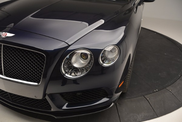 Used 2015 Bentley Continental GT V8 S for sale Sold at Pagani of Greenwich in Greenwich CT 06830 27