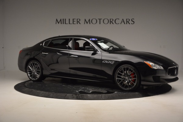 Used 2015 Maserati Quattroporte S Q4 for sale Sold at Pagani of Greenwich in Greenwich CT 06830 10