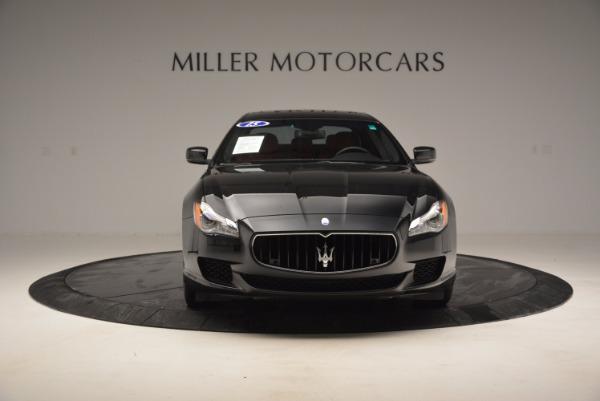 Used 2015 Maserati Quattroporte S Q4 for sale Sold at Pagani of Greenwich in Greenwich CT 06830 12