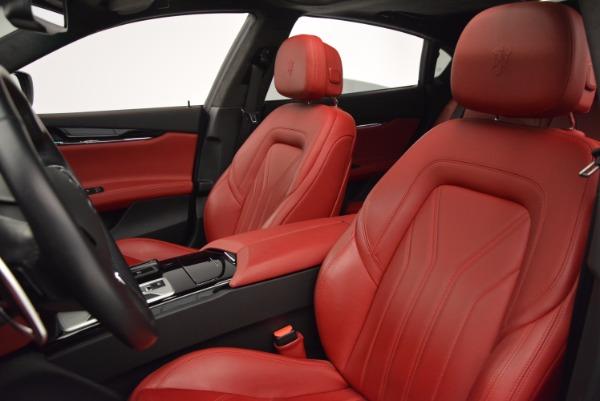 Used 2015 Maserati Quattroporte S Q4 for sale Sold at Pagani of Greenwich in Greenwich CT 06830 16