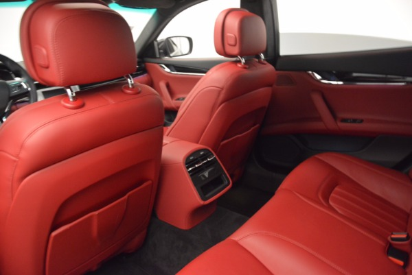 Used 2015 Maserati Quattroporte S Q4 for sale Sold at Pagani of Greenwich in Greenwich CT 06830 19