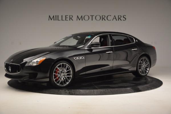 Used 2015 Maserati Quattroporte S Q4 for sale Sold at Pagani of Greenwich in Greenwich CT 06830 2