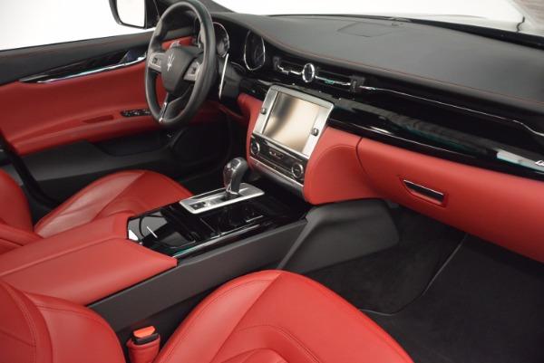 Used 2015 Maserati Quattroporte S Q4 for sale Sold at Pagani of Greenwich in Greenwich CT 06830 20