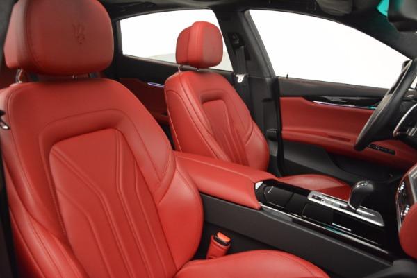 Used 2015 Maserati Quattroporte S Q4 for sale Sold at Pagani of Greenwich in Greenwich CT 06830 22