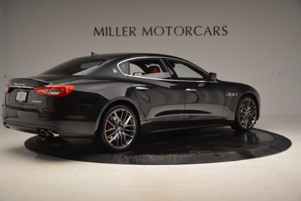 Used 2015 Maserati Quattroporte S Q4 for sale Sold at Pagani of Greenwich in Greenwich CT 06830 8