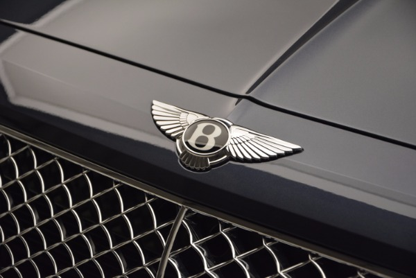 New 2017 Bentley Bentayga for sale Sold at Pagani of Greenwich in Greenwich CT 06830 20