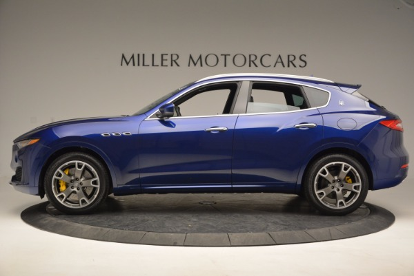 New 2017 Maserati Levante S Q4 for sale Sold at Pagani of Greenwich in Greenwich CT 06830 3