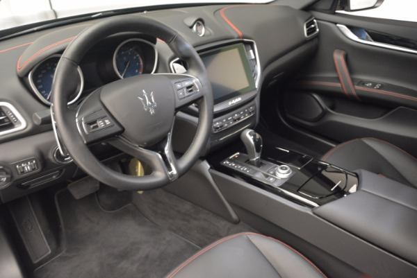 Used 2017 Maserati Ghibli S Q4 for sale Sold at Pagani of Greenwich in Greenwich CT 06830 14