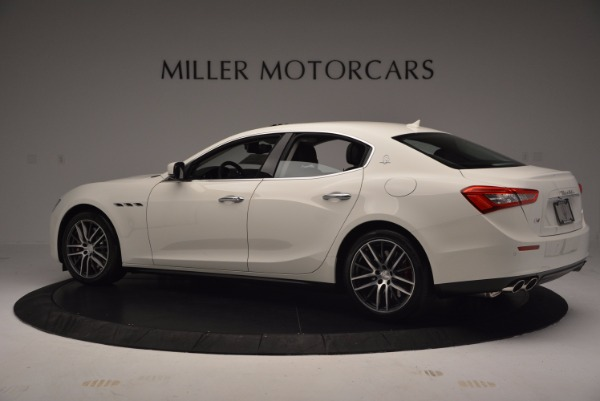 Used 2017 Maserati Ghibli S Q4 for sale Sold at Pagani of Greenwich in Greenwich CT 06830 5