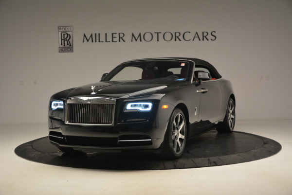 New 2017 Rolls-Royce Dawn for sale Sold at Pagani of Greenwich in Greenwich CT 06830 21