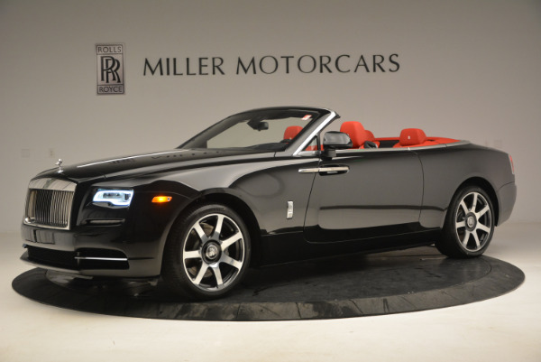 New 2017 Rolls-Royce Dawn for sale Sold at Pagani of Greenwich in Greenwich CT 06830 9
