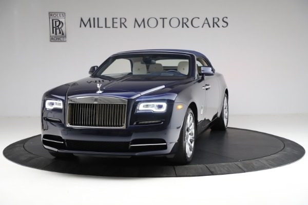 New 2017 Rolls-Royce Dawn for sale Sold at Pagani of Greenwich in Greenwich CT 06830 14