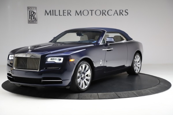 Used 2017 Rolls-Royce Dawn for sale Call for price at Pagani of Greenwich in Greenwich CT 06830 15