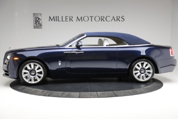 Used 2017 Rolls-Royce Dawn for sale Call for price at Pagani of Greenwich in Greenwich CT 06830 16