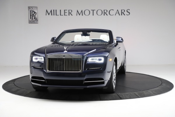 Used 2017 Rolls-Royce Dawn for sale Call for price at Pagani of Greenwich in Greenwich CT 06830 2