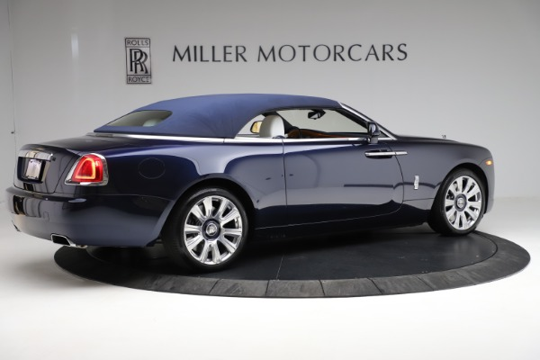 Used 2017 Rolls-Royce Dawn for sale Call for price at Pagani of Greenwich in Greenwich CT 06830 21