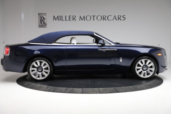 Used 2017 Rolls-Royce Dawn for sale Call for price at Pagani of Greenwich in Greenwich CT 06830 22