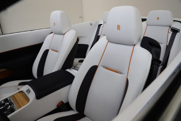 Used 2017 Rolls-Royce Dawn for sale Call for price at Pagani of Greenwich in Greenwich CT 06830 25