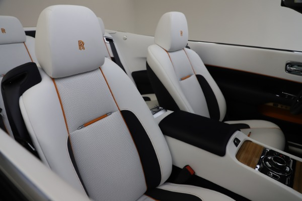 Used 2017 Rolls-Royce Dawn for sale Call for price at Pagani of Greenwich in Greenwich CT 06830 26