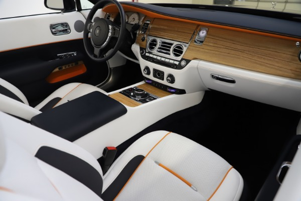 Used 2017 Rolls-Royce Dawn for sale Call for price at Pagani of Greenwich in Greenwich CT 06830 27