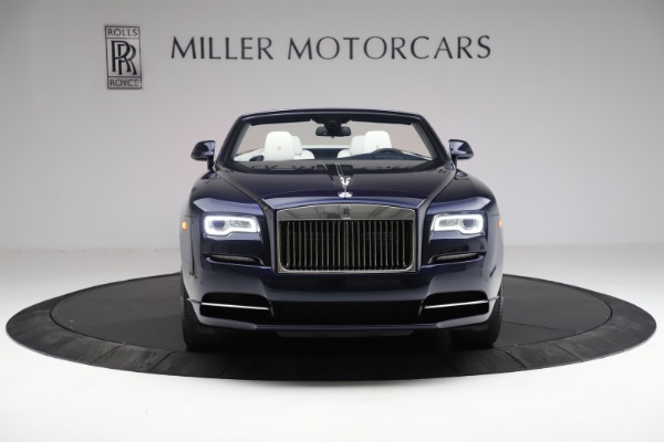 Used 2017 Rolls-Royce Dawn for sale Call for price at Pagani of Greenwich in Greenwich CT 06830 3
