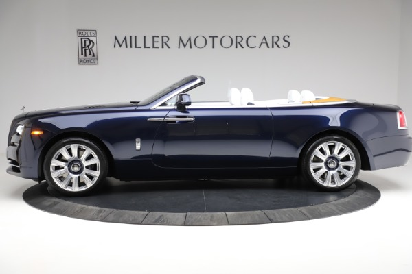 Used 2017 Rolls-Royce Dawn for sale Call for price at Pagani of Greenwich in Greenwich CT 06830 4