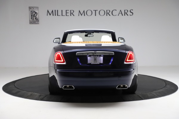 Used 2017 Rolls-Royce Dawn for sale Call for price at Pagani of Greenwich in Greenwich CT 06830 7