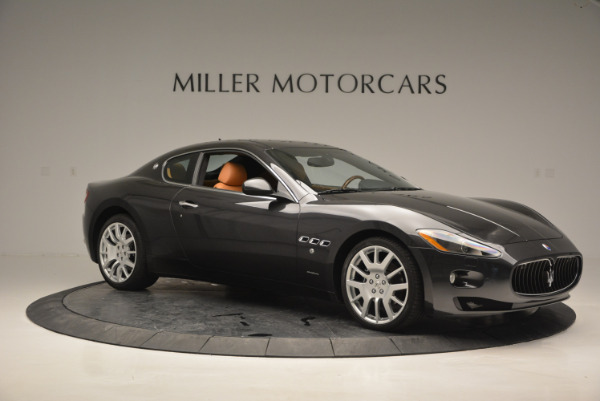 Used 2011 Maserati GranTurismo for sale Sold at Pagani of Greenwich in Greenwich CT 06830 10