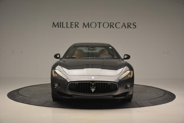 Used 2011 Maserati GranTurismo for sale Sold at Pagani of Greenwich in Greenwich CT 06830 12