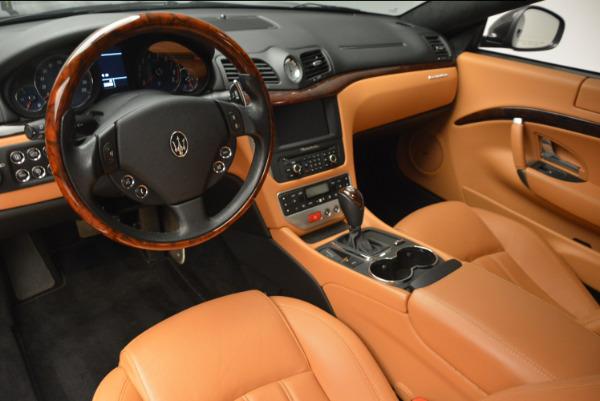 Used 2011 Maserati GranTurismo for sale Sold at Pagani of Greenwich in Greenwich CT 06830 13