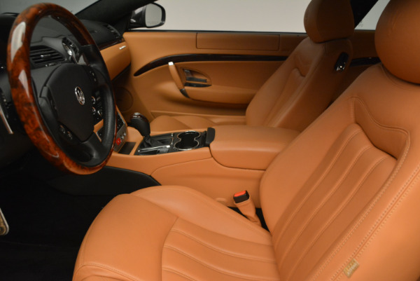 Used 2011 Maserati GranTurismo for sale Sold at Pagani of Greenwich in Greenwich CT 06830 14