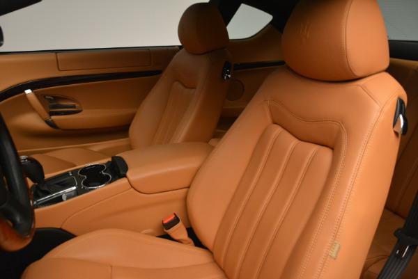 Used 2011 Maserati GranTurismo for sale Sold at Pagani of Greenwich in Greenwich CT 06830 15