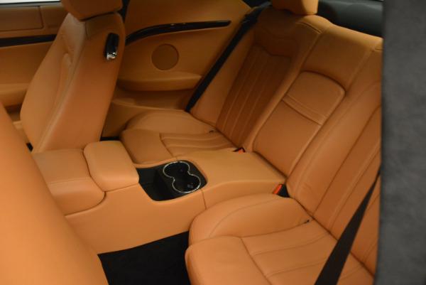 Used 2011 Maserati GranTurismo for sale Sold at Pagani of Greenwich in Greenwich CT 06830 17