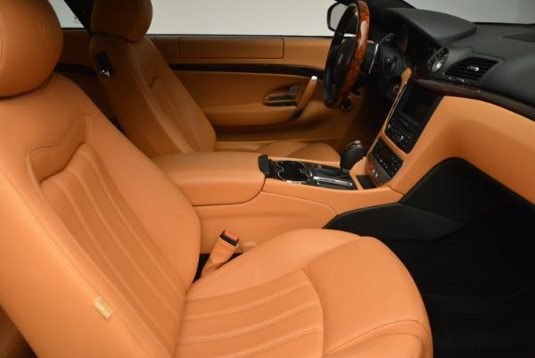 Used 2011 Maserati GranTurismo for sale Sold at Pagani of Greenwich in Greenwich CT 06830 19