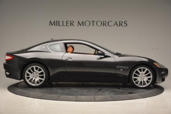 Used 2011 Maserati GranTurismo for sale Sold at Pagani of Greenwich in Greenwich CT 06830 9