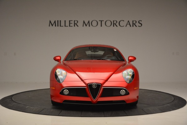 Used 2008 Alfa Romeo 8C for sale Sold at Pagani of Greenwich in Greenwich CT 06830 12