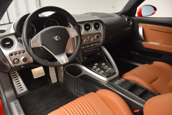 Used 2008 Alfa Romeo 8C for sale Sold at Pagani of Greenwich in Greenwich CT 06830 14