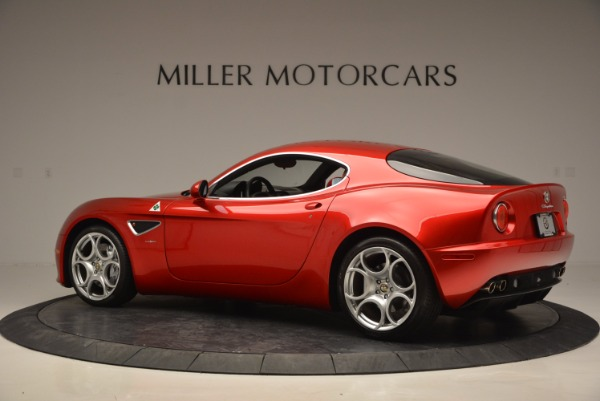 Used 2008 Alfa Romeo 8C for sale Sold at Pagani of Greenwich in Greenwich CT 06830 4
