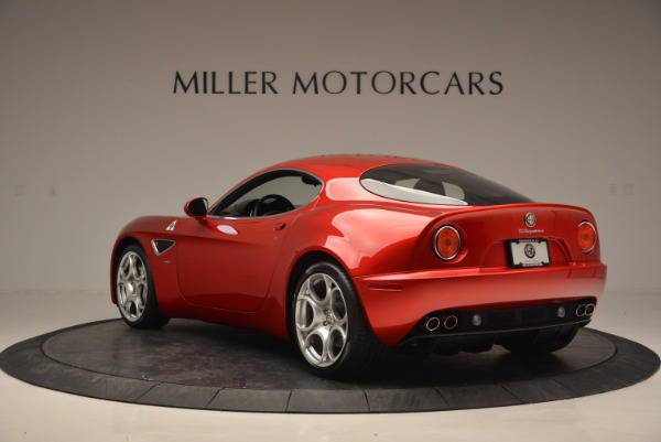 Used 2008 Alfa Romeo 8C for sale Sold at Pagani of Greenwich in Greenwich CT 06830 5