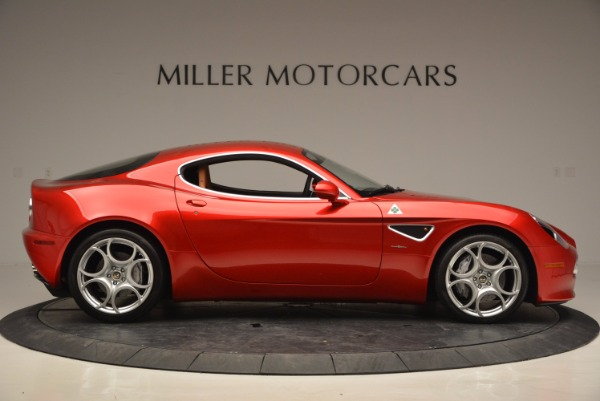 Used 2008 Alfa Romeo 8C for sale Sold at Pagani of Greenwich in Greenwich CT 06830 9