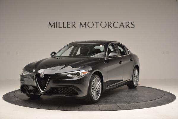 New 2017 Alfa Romeo Giulia Ti for sale Sold at Pagani of Greenwich in Greenwich CT 06830 1