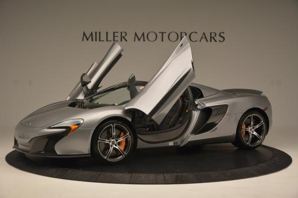 Used 2016 McLaren 650S SPIDER Convertible for sale Sold at Pagani of Greenwich in Greenwich CT 06830 14