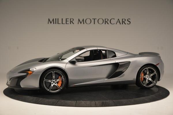 Used 2016 McLaren 650S SPIDER Convertible for sale Sold at Pagani of Greenwich in Greenwich CT 06830 15