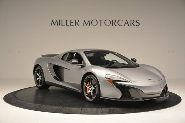 Used 2016 McLaren 650S SPIDER Convertible for sale Sold at Pagani of Greenwich in Greenwich CT 06830 20