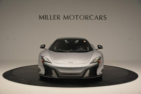 Used 2016 McLaren 650S SPIDER Convertible for sale Sold at Pagani of Greenwich in Greenwich CT 06830 21