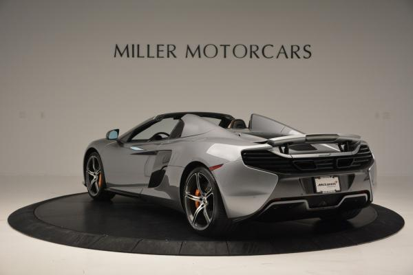 Used 2016 McLaren 650S SPIDER Convertible for sale Sold at Pagani of Greenwich in Greenwich CT 06830 5