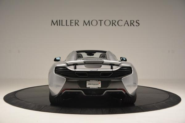 Used 2016 McLaren 650S SPIDER Convertible for sale Sold at Pagani of Greenwich in Greenwich CT 06830 6