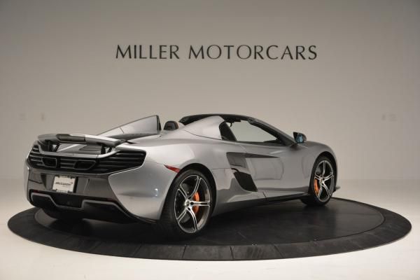 Used 2016 McLaren 650S SPIDER Convertible for sale Sold at Pagani of Greenwich in Greenwich CT 06830 7