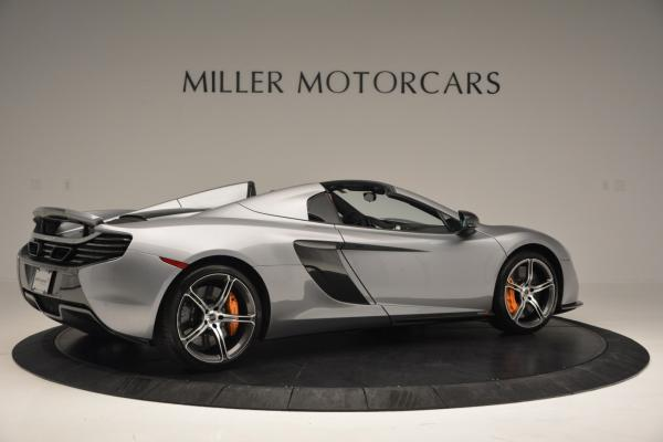 Used 2016 McLaren 650S SPIDER Convertible for sale Sold at Pagani of Greenwich in Greenwich CT 06830 8