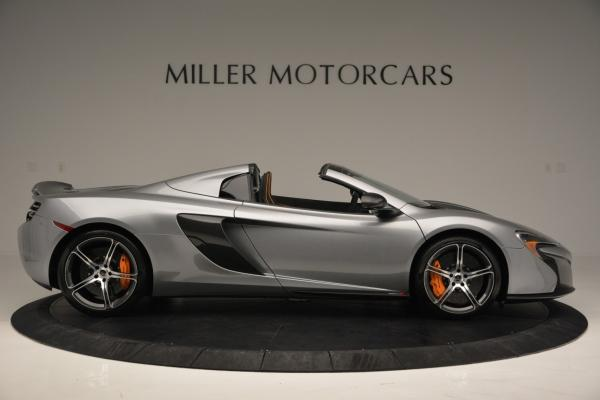 Used 2016 McLaren 650S SPIDER Convertible for sale Sold at Pagani of Greenwich in Greenwich CT 06830 9